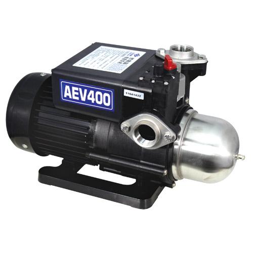 AEV CPU Control Constant Pressure Pumps.