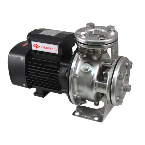 ECA Stainless Steel Centrifugal Pumps.