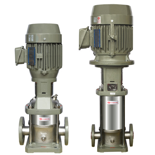 ECDL Vertical Multi-stage Centrifugal Pumps.