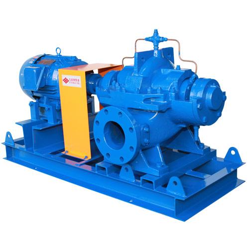 ESS Double suction Split Casing Pump.